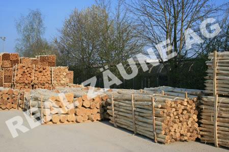 Akazienpfahle Akazienholz Robinienholz